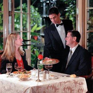 Job discription of waiters