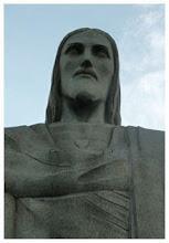 Cristo Redentor que nos abençoa