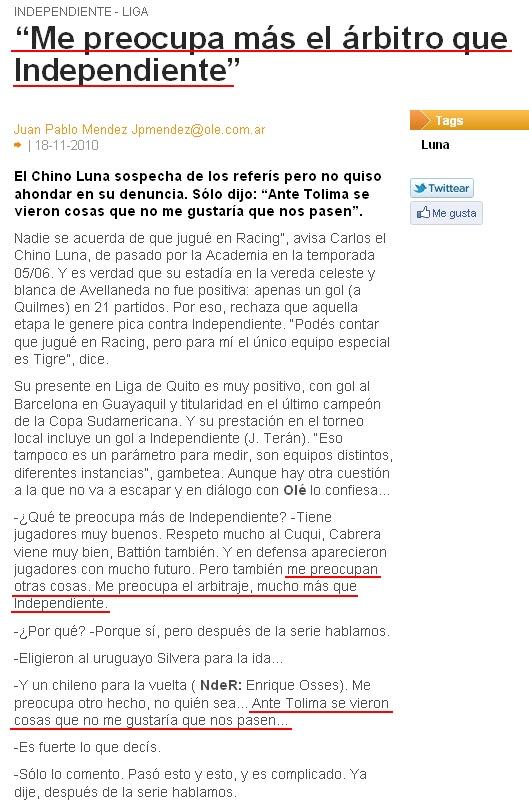 Así se gana una copa '' Indpt 2010'' Chino+luna
