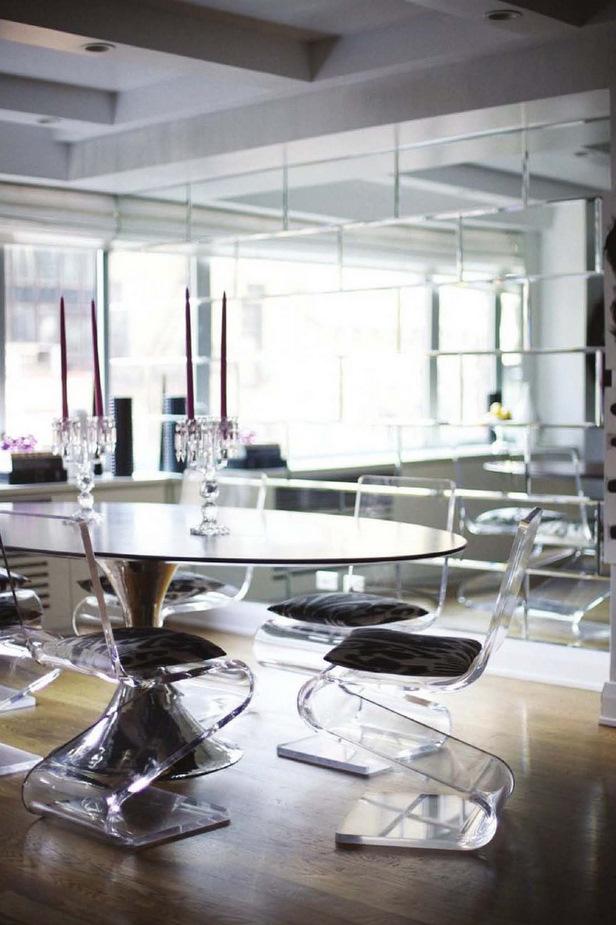 Dakota Oval Dining Table: Julian Chichester ($5795)