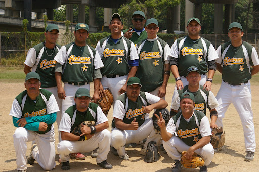 Ligas de softball robert