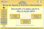 MESA DE AYUDA Y SOPORTE INFORMÁTICO