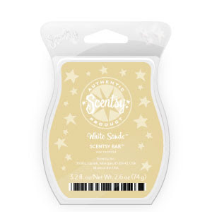 Scentsy White Sands bar