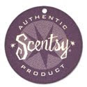 Toasted Caramel Sugar Scentsy Scent Circle