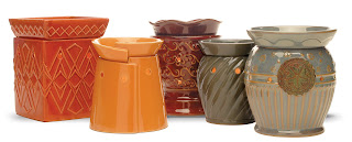 Various Scentsy Warmers