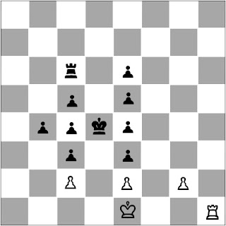 scacchi bianco nero