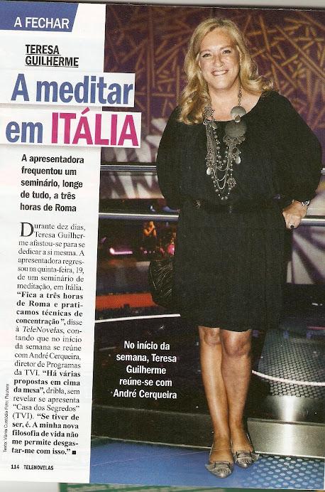 """Artigo Revista """" Telenovelas"""""""