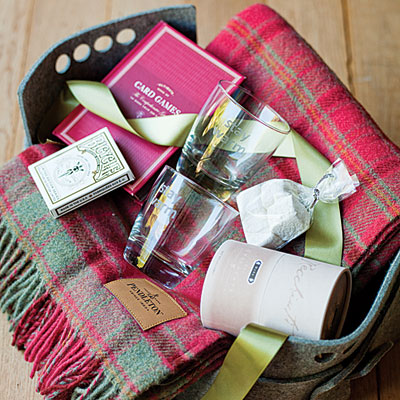 Diy ideas to put in a retirement gift basket just b cause for Diy christmas gift packages