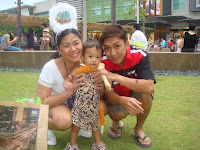 tarzan with his mama n daddy