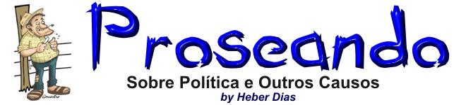 PROSEANDO SOBRE POLÍTICA
