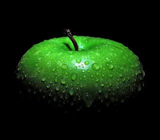 Volim zeleno - Page 2 Zeleno-jabolko
