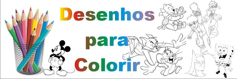 Pintar Desenho Online no Jogalo.com