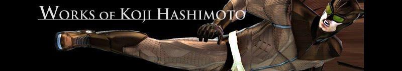 WORKS OF KOJI HASHIMOTO