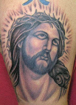 jesus christ tattoo tattoos of jesus christ. These designs are still not