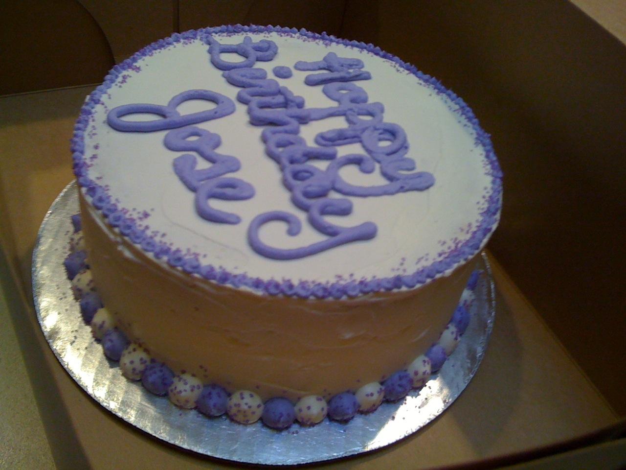 Little Sweet Shop: Birthday Cake