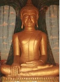 Big Buddha, Wat Baan Song Puay