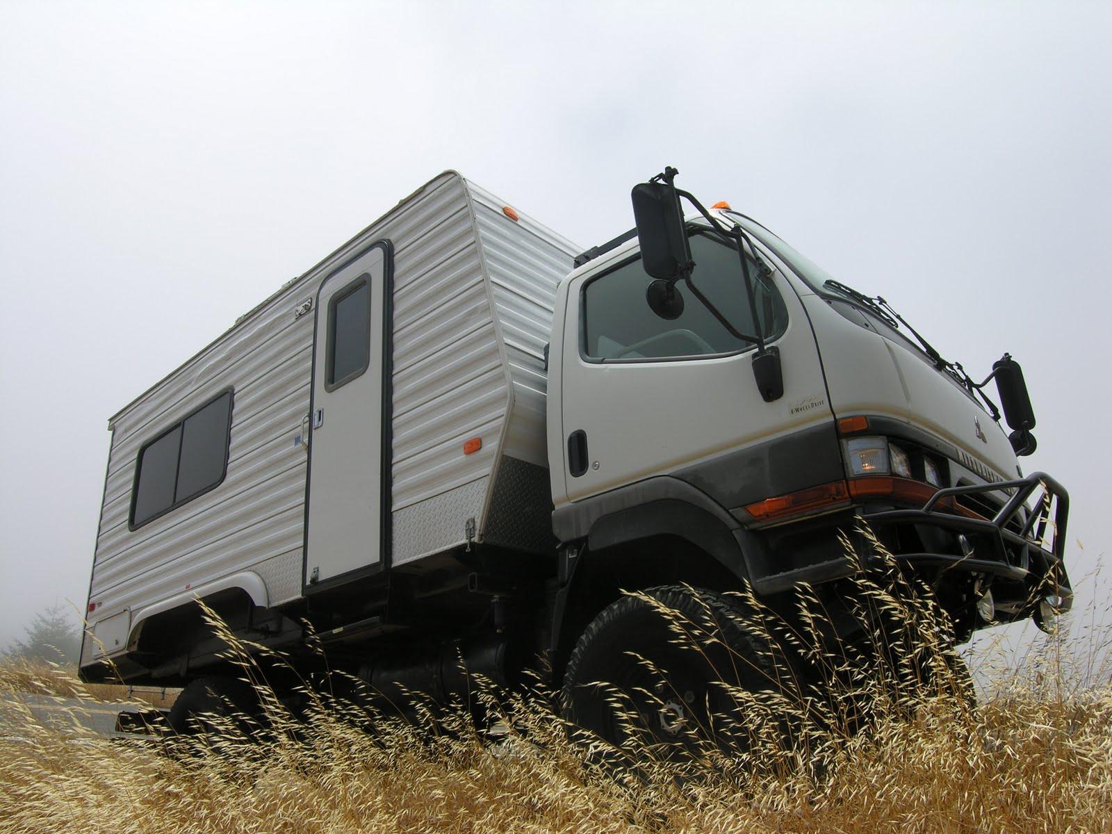 4x4 Rv Adventure Vehicle