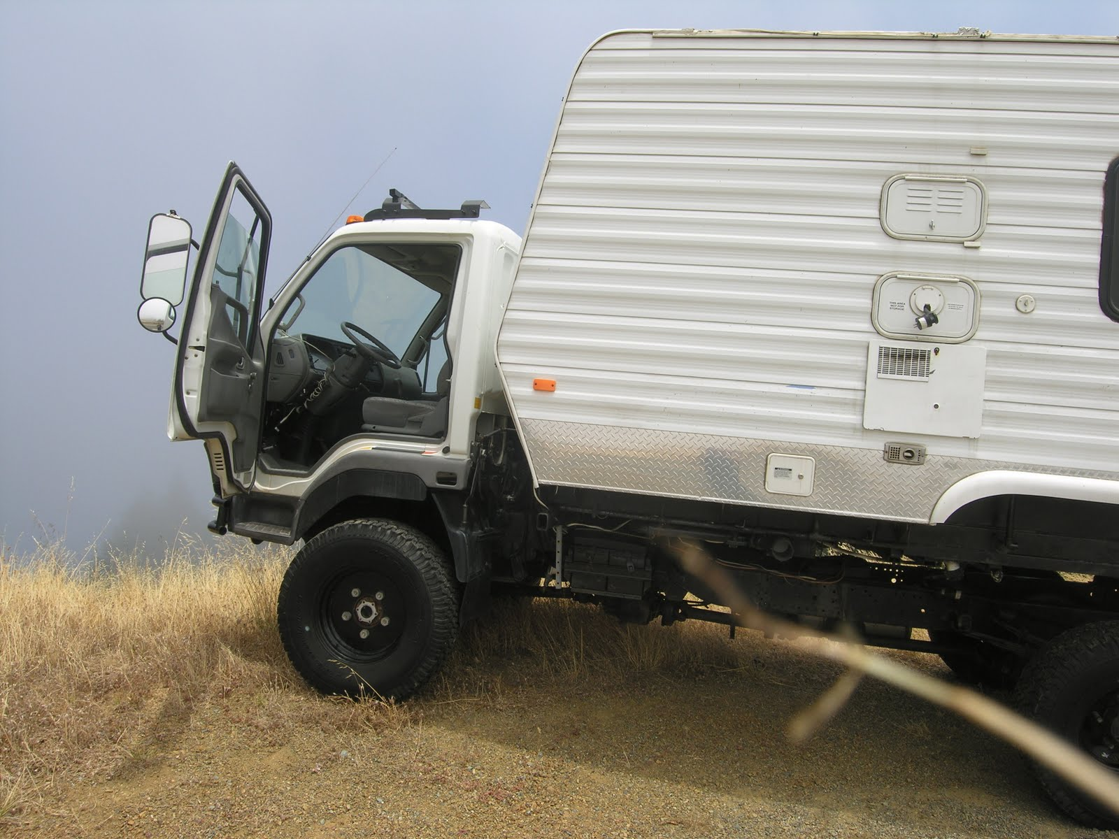 4x4 RV / Adventure Vehicle
