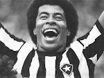 Jair ventura Filho - Jairzinho; o eterno Furação da Copa!