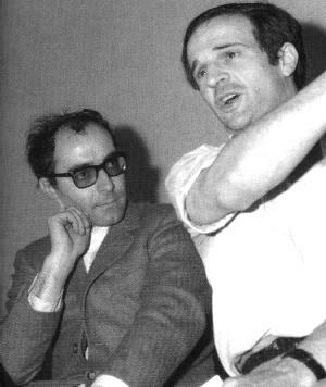 Godard e Truffaut