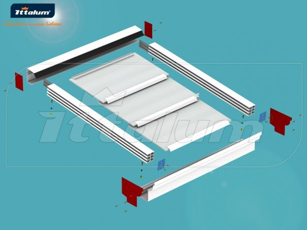 Techos moviles carpinteria lozano hierro y aluminio - Moviles de techo ...