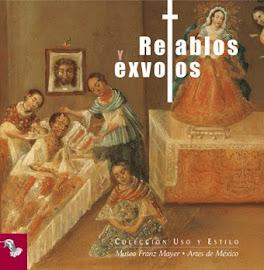 Libro recomendado: Retablos y Exvotos