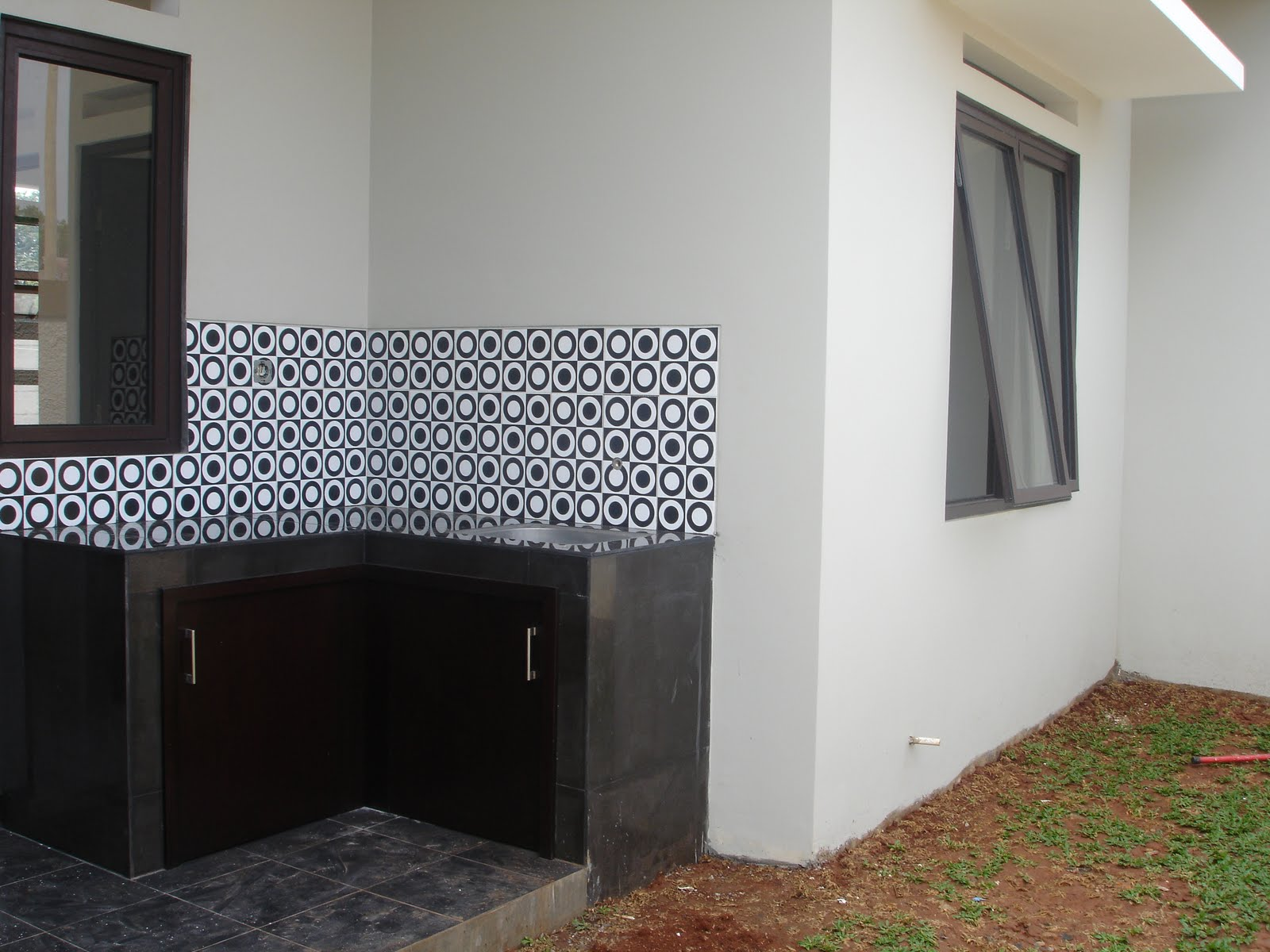 Dapur dan kitchen set type 45