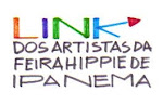 CONHEÇA OS ARTISTAS DA FEIRA - MEET THE ARTISTS AT THE HIPPIE FAIR