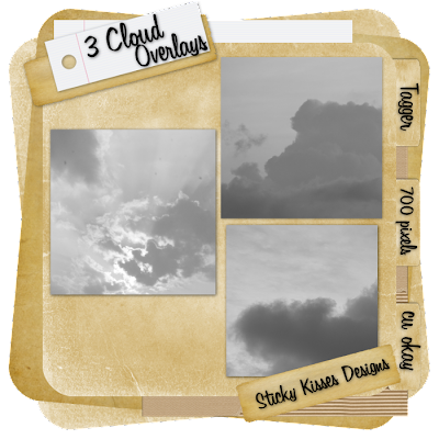 http://stickykissesdesigns.blogspot.com/2009/05/cu-freebie-cloud-overlays.html
