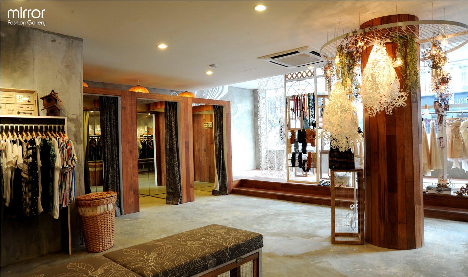 Mirror fashion gallery mirror fashion gallery for Boutique miroir