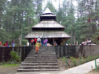 Manali india- Hadimba temple- Famous places in India