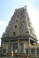 bangalore travel- famous places in india-nandi temple