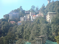 Summer hill shimla- tourism places in india- shimla india