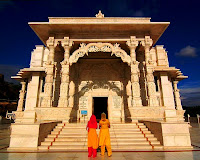 Birla temple- Jaipur india- travelling to india