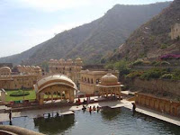Sisodia rani ka bagh- jaipur india- Famous places in india
