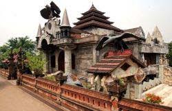 rumah ki joko bodo Rumah   Rumah Indonesia Yang Unik!