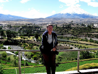 Jean at Arequipa