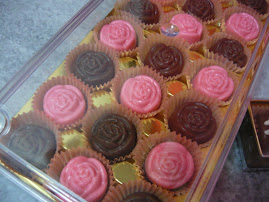 21 pcs chocolate