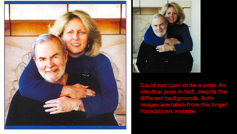 David and Lynn Angell