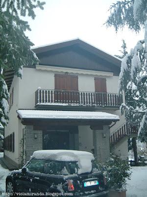 la mia casa a Camugnano2005