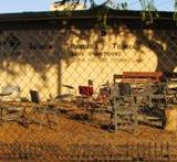 Abandonado Escuela Secundaria Técnica Tenabo. 8enero2011.