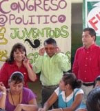 Congreso Jóvenes PRIistas en Klkini. 24ene2011.
