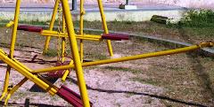 """Juegos Infantiles Barrio """"KUKAB"""", Calkiní. 26ene11."""