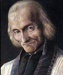 St. John Vianney<br>Patron of parish priests