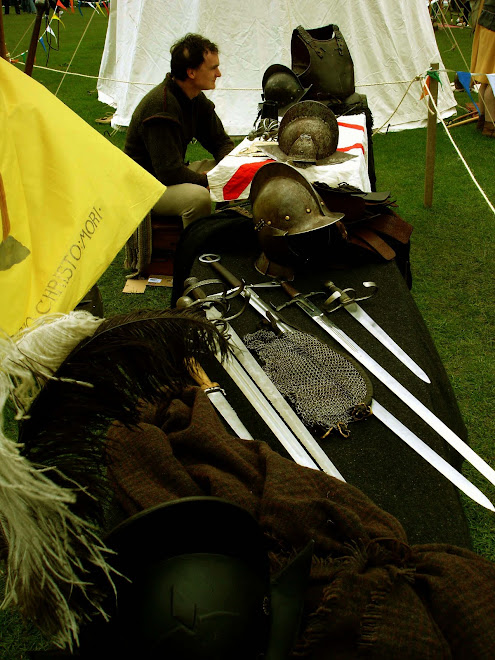Senior holding the fort in 2008 at Kilkenny