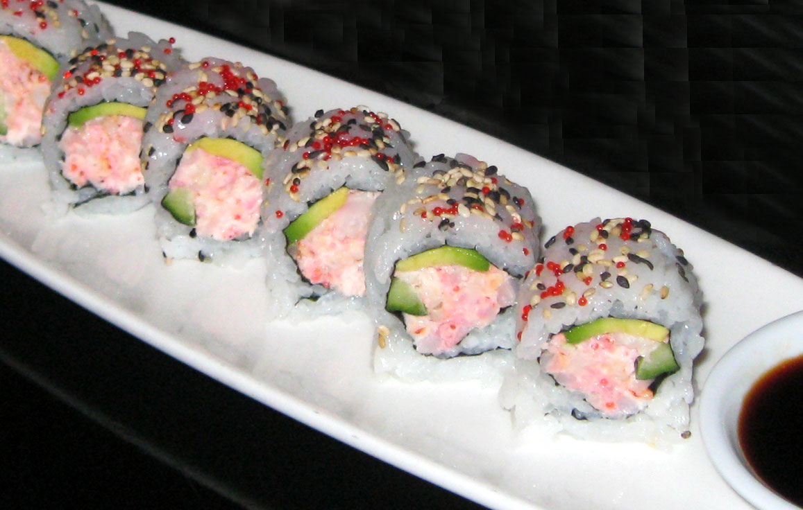 HOWEVER - you might want to go with both sushi offerings on the Aloha ...