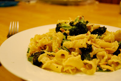 Pasta With Roasted Broccoli With Garlic And Oil Recipes — Dishmaps