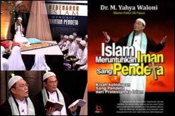 "Yahya Yopie Waloni ""Pendeta Kristen"" Masuk Islam"
