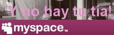 su servidora en myspace