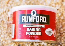 rumford baking powder for my puffy cupcakes